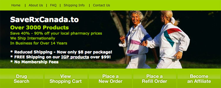 Order Lunesta from Canada Discount Pharmacy